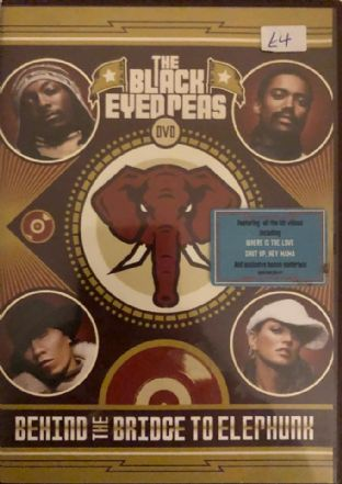 Black Eyed Peas (The) - Behind The Bridge To Elephunk (DVD)
